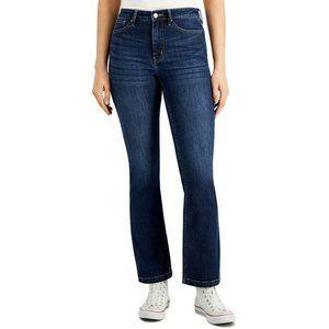 CALVIN KLEIN High Rise Bootcut Jeans Medium wash